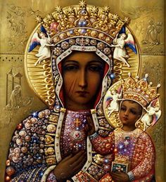 The Return of the Black Madonna